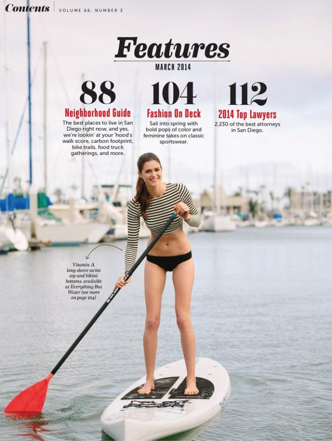 San Diego Magazine-Taryn Kent
